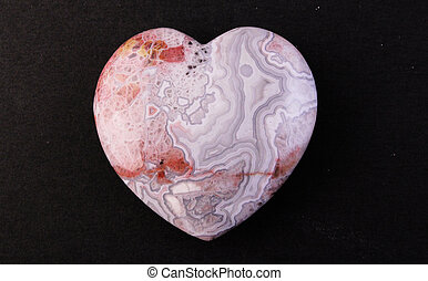 heart - A heart from agate