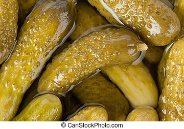 pickles closeup