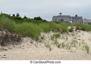 Cape Cod Homes and Dunes