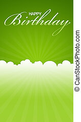 Happy Birthday Day Card