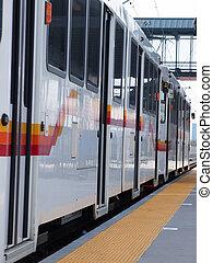 Public transport - Light rail in Denver, Colorado