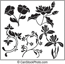 flowers graphics