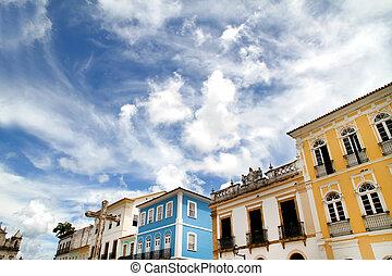 Buildings in Salvador - Historic Buildings in Salvador,...