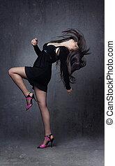 Dancing fashion
