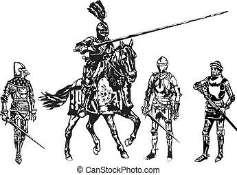 Knight - Medieval knights
