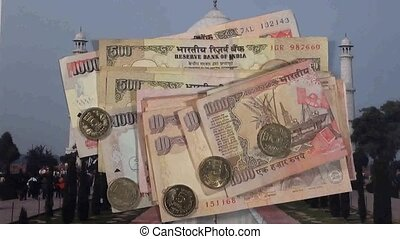 Indian Currency - legal currency in India