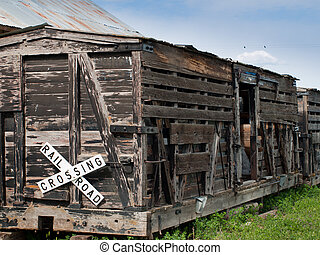 Boxcar - 2-1910 DRG RR Boxcar Museum of the Mountain West in...