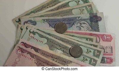 UAE Currency - legal currency in UAE
