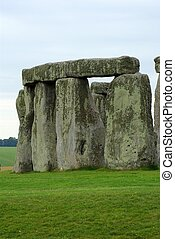 Stonehenge Circle Portrait - The best preserved part of...