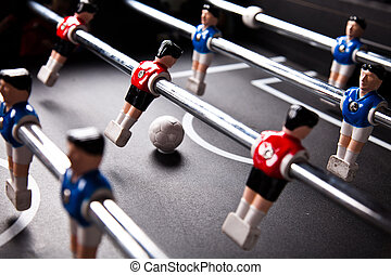table soccerball