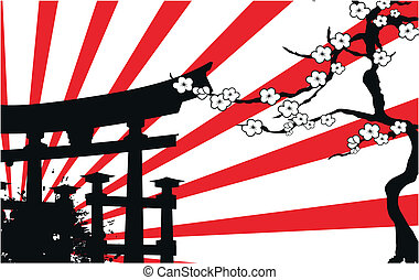 japan bamboo background6
