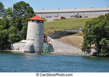 Murney Tower in Kingston, Canada