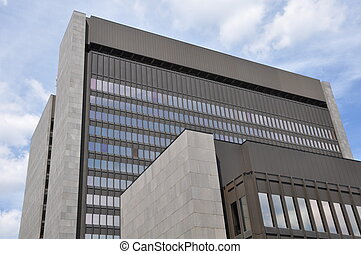 Palais de justice de Montr?al in Canada
