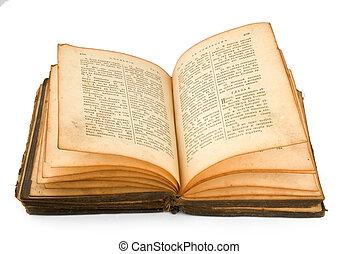 muito, muito, muito, Old-Russian, bíblia