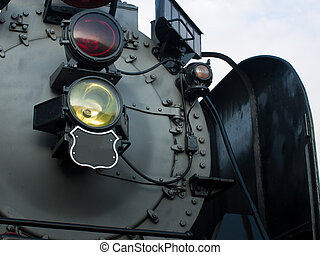 Steam Locomotive No. 844 of Union Pacific Railroad.