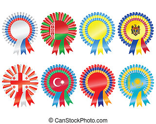 Eastern European Rosettes