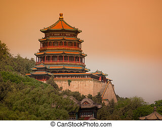 Summer Palace, Beijing - The imperial Summer Palace in...