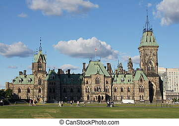 Parliment Building Ottawa - The Parliament Buildings of...