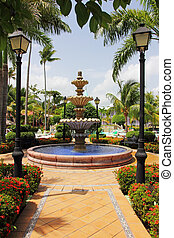 Beautiful Ornamental Tropical Gardens - Tropical gardens...