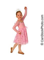 ballerina, prinsesje