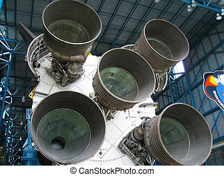 NASA Rocketdyne F1 Saturn V Apollo