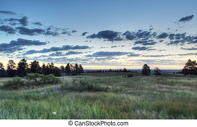 Ranch in Wyoming