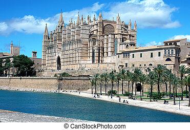 Mallorca - Gothic Cathedral Palma de Mallorca