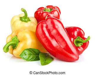 fresh pepper vegetables