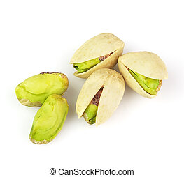 Dried pistachio