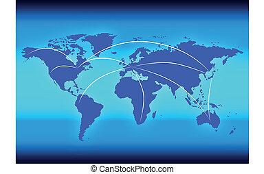 global, datos