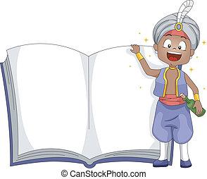Genie Book