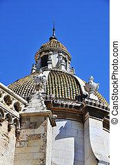 Tarragona, catedral, españa