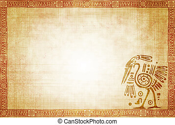 American Indian traditional patterns