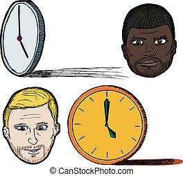 Five 'O Clock Shadow