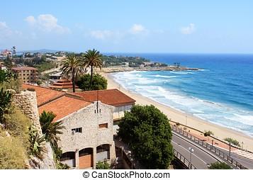 Tarragona, playa