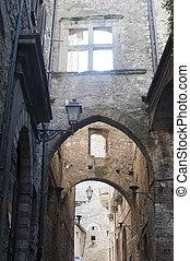 Narni Terni, Umbria, Italy - Old buildings