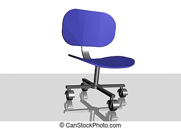 chair  - Office operators chair