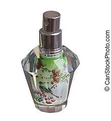 Chinese style perfume bottle
