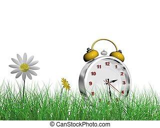 Alarm clock - 3d Alarm clock