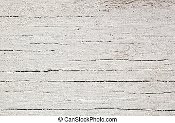 Grunge White Timber - Grunge white painted timber...