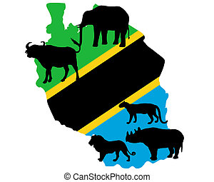 Big Five Tanzania