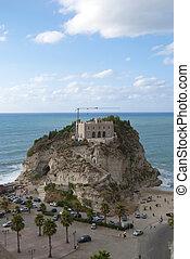 Tropea Calabria Italy - Tropea, in Calabria, famous foe the...