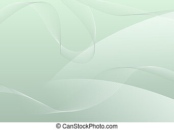 Dynamic Wave Background in mixed close tones