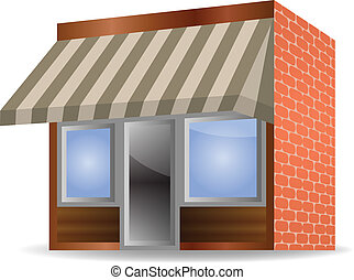 vector awnings