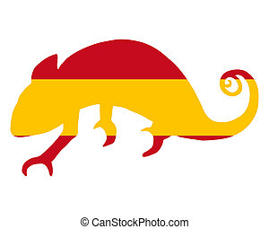 Spain Chameleon