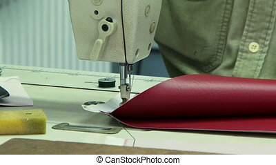 Sewing machine - The person doing the firmware using the...