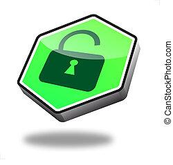 Button Lock