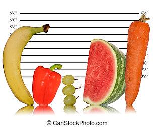 Unique nutrition 5 a day fruit imag - Unique image of fruit...