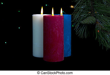 Night Time Candles
