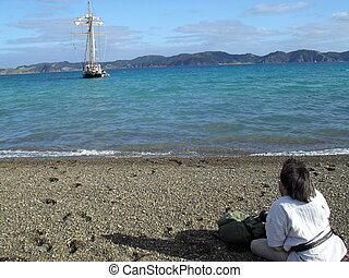Pirate ship - Tall ship in New Zealand